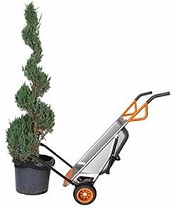 worx aerocart porte plante