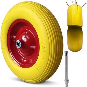 roue de brouette increvable